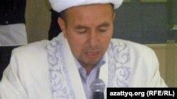 Главный имам Актюбинской области Абдимутали Дауренбеков.