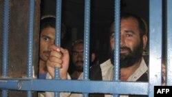 آرشیف، شماری از زندانیان در زندان ولایت هلمند