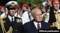Грчкиот претседател Каролос Папуљас.