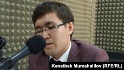 Улукбек Каландаров.