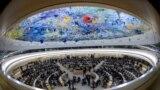 مجلس حقوق الإنسان التابع للأمم المتحدة بجلسته المنعقدة في جنيف - 25 شباط 2013