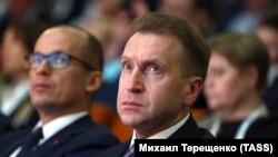 Глава ВЭБ бывший вице-премьер Игорь Шувалов