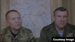 Володимир Аскаров (л), Олександ Ленцов