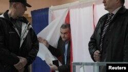 Цей день сім років тому. «Референдум» 16 березня 2014 року (фотогалерея)