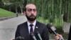 Спикер парламента Армении Арарат Мирзоян, Ереван, 26 августа 2019 г.