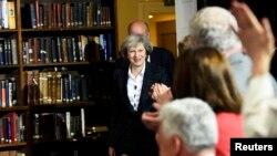 Theresa May buduća britanska premijerka i šefica torijevaca