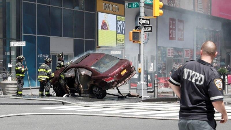 Над 20 повредени во Њујорк  откако возило удри во топла пешаци