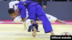 Tajikistan/Budapest, International judo competation in Budapest,29August2017