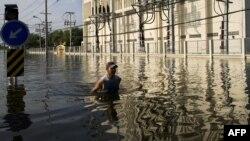 В Таиланде продолжается серия наводнений