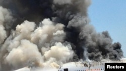 Boeing 777, потерпевший крушение в аэропорту Сан-Франциско