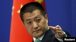Zëdhënësi i Ministrisë së Jashtme kineze, Lu Kang