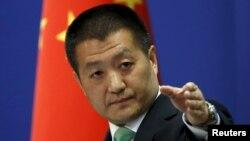 Zëdhënësi i Ministrit të Jashtë kinez, Lu Kang.
