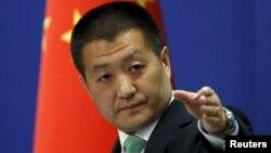 Zëdhënësi i ministrit të Jashtëm kinez, Lu Kang