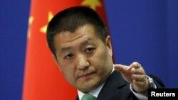 Zëdhënësi i Ministrisë së Jashtme të Kinës, Lu Kang.