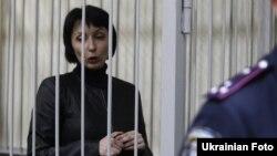 Олена Лукаш у суді в Києві, 6 листопада 2015 року