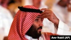 Princi i kurorës i Arabisë Saudite, Mohammed bin Salman.
