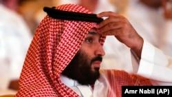 Saudi Crown Prince Muhammad bin Salman (file photo)