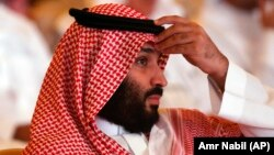 Saud Arabystanynyň täç geýdirilen şazadasy Mohammed bin Salman