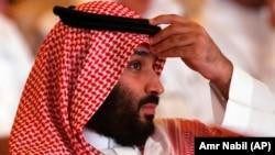 Мухаммед бин Салман, наследный принц Саудовской Аравии
