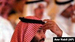 Saudijski prestolonaslednik Muhamed bin Salman