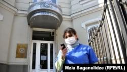 Tbilisidə hospital