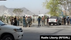 According to a Kabul police spokesperson, the blast was caused by a roadside bomb.