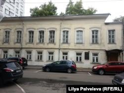 Опустевший дом П.В. Нащокина