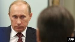 Vladimir Putin, arhiva