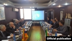 Iran/Armenia- Armenia and Iran initial a memorandum of understanding on purchase, sale and transit of gas, 2Nov, 2016