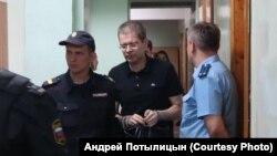 Евгений Гурьев мәхкәмәдә