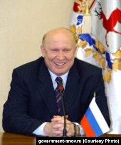 Кандидат в губернаторы Нижегородской области Валерий Шанцев