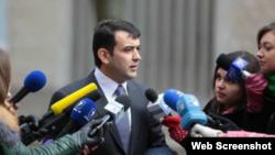 Кандидат на пост премьера Молдавии Кирилл Габурич