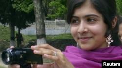 14-летняя Малала Юсафзай