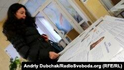 Pamje nga zgjedhjet e djeshme në Ukrainë
