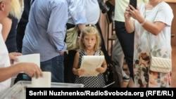 День виборів до Ради у 21 фото