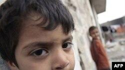 بچه های عراقی(عکس: AFP)