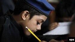یک متعلم پاکستانی