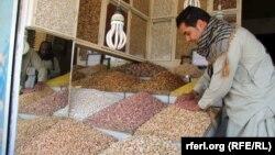 میوههای خشک افغانستان