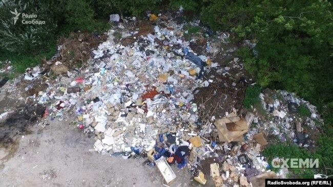 Близько 312 мільйонів тонн відходів щороку утворюється в Україні, частина з них – небезпечні