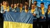 Ukraine -- Paralimpic team, Kyiv, 28Feb2018