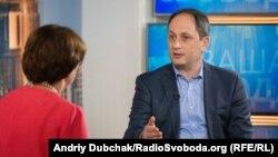 Вадим Черниш, міністр з питань тимчасово окупованих територій та внутрішньо переміщених осіб України