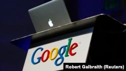 "Калифорниядагы ""Google"" компаниясынын кеңсеси, 9-февраль, 2010"