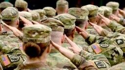 Американские военнослужащие на совместных учениях с военными Польши и Украины, 2017 год