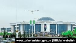 Международный аэропорт Туркменабада