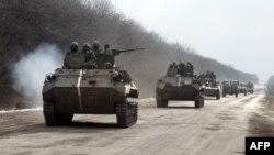 Українські військові на Донеччині (фото з архіву)