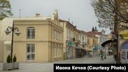 Кино Манаки во Битола