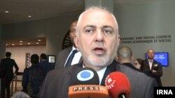 محمد جواد ظریف میگوید، محدودیتهای در نظر گرفته شده برای کارکنان نمایندگی ایران در سازمان ملل متحد «اقدامی دوستانه نیست.»