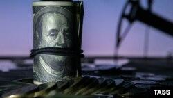Russia -- Ruble dollar oil - generic