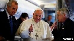 Հռոմի պապ Ֆրանցիսկոսը մեկնում է Թուրքիա, 28-ը նոյեմբերի, 2014թ․