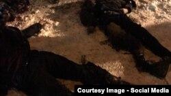 Убитые в ходе вооруженного столкновения в Шали
